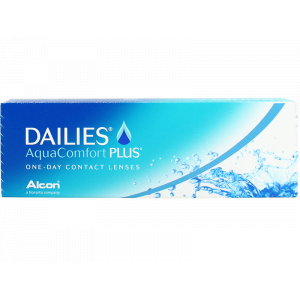 Dailies Aquacomfort Plus Daily Contact Lenses