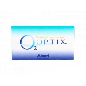 O2 Optix Monthly Disposable Contact Lenses