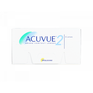 Acuvue 2 Weekly Disposable Contact Lenses
