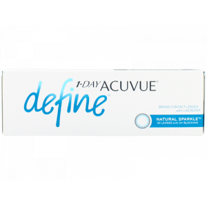 1 Day Acuvue Define Natural Sparkle With LACREON