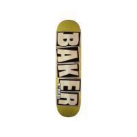 BAKER REYNOLDS BRAND NAME GLITTER DECK-8.1 GOLD