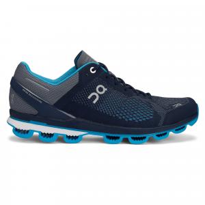 On Cloudsurfer Midnight | Malibu, Performance Running Shoe, Mens, Size: 14, Blue