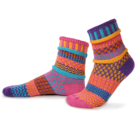 Carnation Recycled Cotton Socks