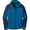 Outdoor Research Men's Ferrosi Hooded Jacket Cascade / Twilight