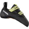 Scarpa Furia Climbing Shoe Black / Lime