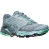 La Sportiva Women's Akasha Shoe Stone Blue / Jade Green