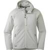 Outdoor Research Women's Ferrosi Hooded Jacket Alloy