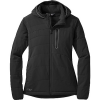 Outdoor Research Women's Winter Ferrosi Hoody Black