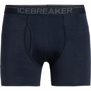 Icebreaker Anatomica Boxer with Fly - Men's