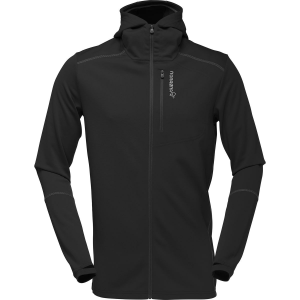 Norrona Trollveggen Warm Wool1 Full-Zip Hoodie - Men's