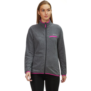 Columbia Mountain Crest Full-Zip Fleece Jacket - Women's