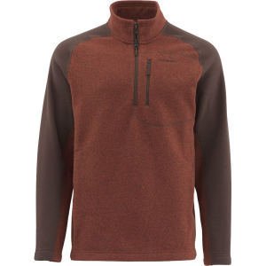 Simms Rivershed 1/4-Zip Sweater - Men's