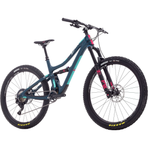 Yeti Cycles Beti SB5 Carbon XT/SLX Complete Mountain Bike - 2018