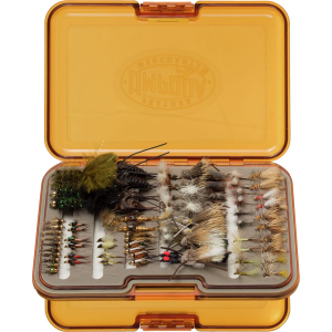 Umpqua Premium Ultimate Trout Fly Selection with UPG Fly Box