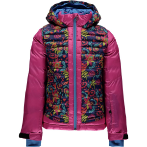 Spyder Nora Hooded Synthetic Down Jacket - Girls'