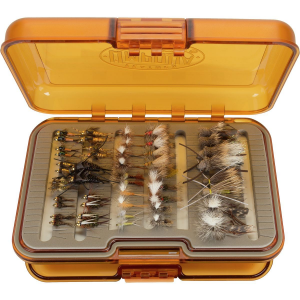 Umpqua Premium Rockies Trout Fly Selection with UPG Fly Box