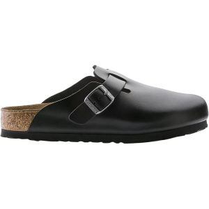Birkenstock Boston Soft Footbed Leather Clog - Women's
