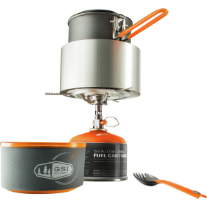 GSI Outdoors Pinnacle Soloist Complete Stove
