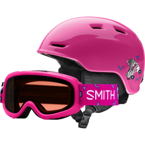 Smith Zoom Jr. Helmet/Gambler Goggle Combo - Kids'
