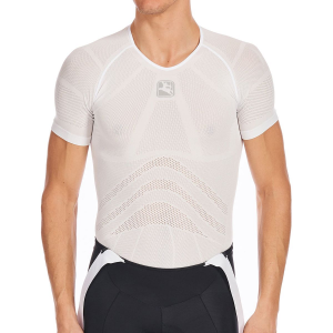 Giordana Super Lightweight Knitted Short Sleeve Baselayer - Men's