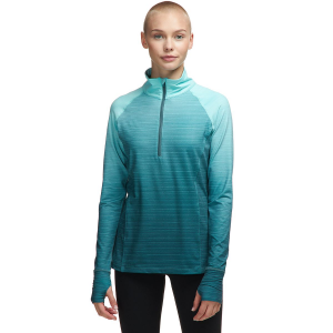 Stoic Ombre 1/2-Zip Performance Top - Women's