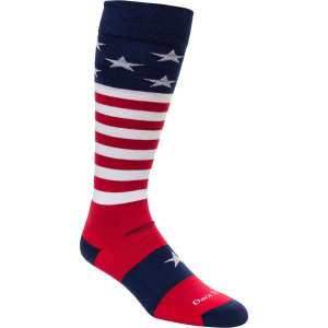 Darn Tough Captain Stripe OTC Cushion Sock - Men's