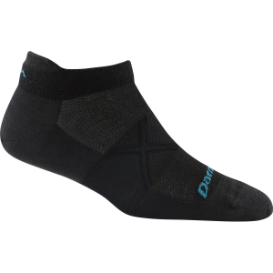 Darn Tough Vertex Solid No Show Tab Ultra-Light Cushion Sock - Women's