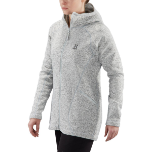 Haglofs Saga Hooded Fleece Jacket - Women's