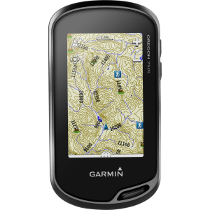 Garmin Oregon 750t with TOPO U.S. 100K