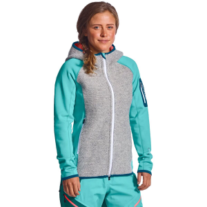 Ortovox Fleece Plus Knit Hooded Jacket - Women's