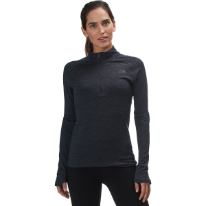 The North Face Wool Baselayer Zip Neck Top - Women's