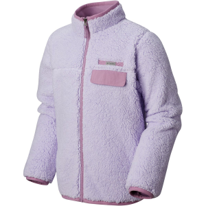 Columbia Mountain Side Heavyweight Full-Zip Fleece Jacket - Girls'