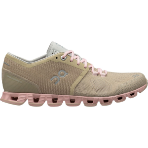 ON Running Cloud X Running Shoe - Women's