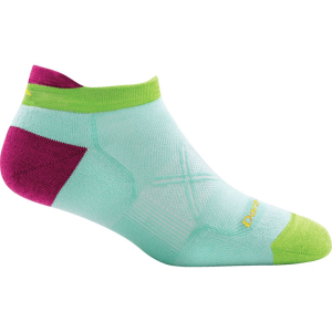 Darn Tough Vertex Stripe CoolMax No Show Tab Ultra-Light Sock - Women's
