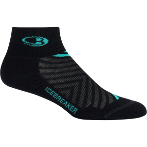 Icebreaker Run+ Mini Light Cushion Sock - Women's