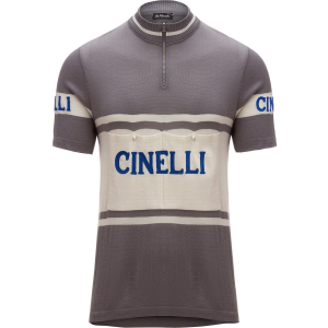 De Marchi Cinelli 1970 Merino Short-Sleeve Jersey - Men's