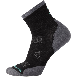 Smartwool PhD Run Cold Weather Mid Crew Sock - Women's