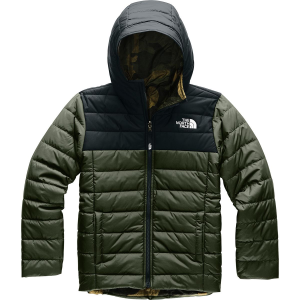 The North Face Reversible Perrito Hooded Jacket - Boys'