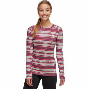 Smartwool Merino 250 Baselayer Pattern Crew - Women's