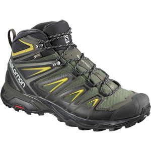 Salomon X Ultra 3 Mid GTX Hiking Boot - Wide - Men's