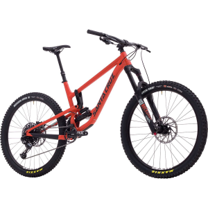 Santa Cruz Bicycles Nomad R Complete Mountain Bike