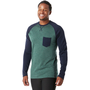 Smartwool Merino 250 Pocket Crew Top - Men's