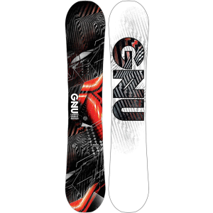Gnu Carbon Credit Snowboard - Wide