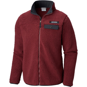 Columbia Mountain Side Heavyweight Fleece Full-Zip Jacket - Men's