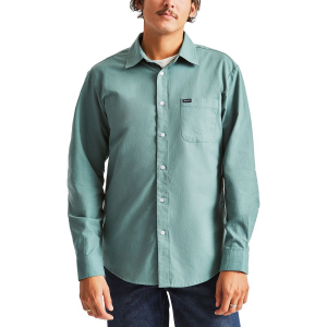 Brixton Charter Oxford Long-Sleeve Woven Shirt - Men's