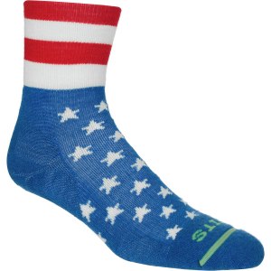 FITS Performance Trail Americana Quarter Sock