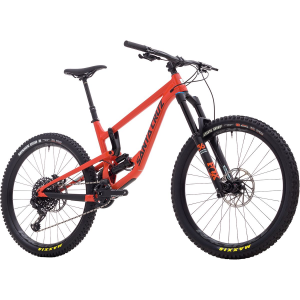Santa Cruz Bicycles Nomad S Mountain Bike