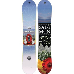 Salomon Snowboards Gypsy Classicks by Desiree Snowboard - Women's