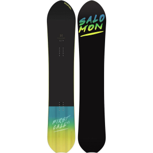 Salomon Snowboards First Call Snowboard - Hillside Project