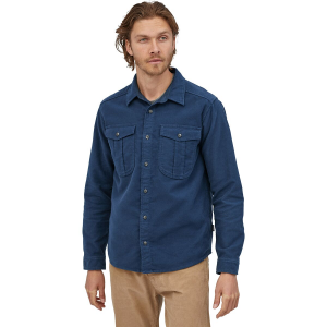 Patagonia Topo Canyon Moleskin Shirt - Men's